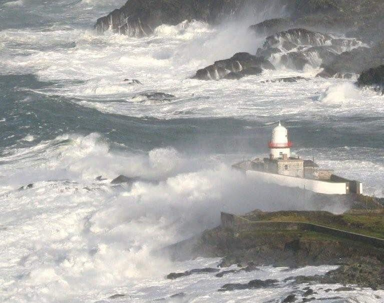 Valentia Island lighthouse, county Kerry, Wild Atlantic Way
