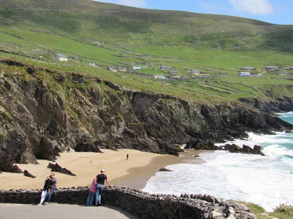 Coomeenoole Beach, Slea Head, Dingle
