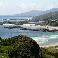 The Wild Atlantic Way along the Ring of Kerry