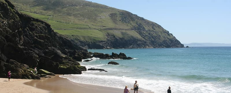 Coomeenoole Beach, Dingle, Ireland
