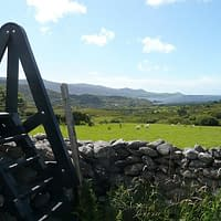 Steps onto The Kerry Way